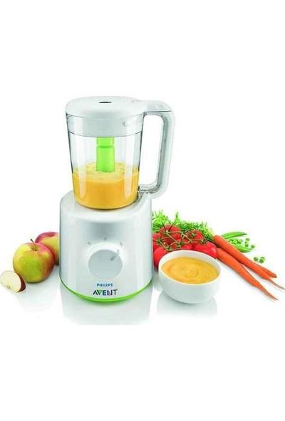Philips Avent Wasabi Buharlı Pişirici ve Blender SCF870/22