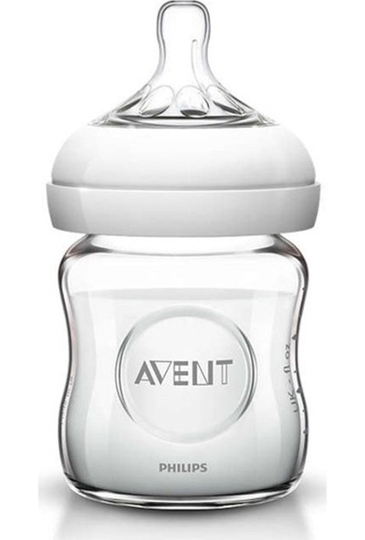 Philips Avent SCF671/17 Natural Cam Biberon 120ml Tekli SCF051/17