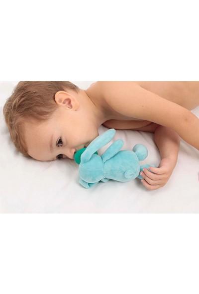 OiOi Emzikli Uyku Arkadaşı / Mavi Tavşan