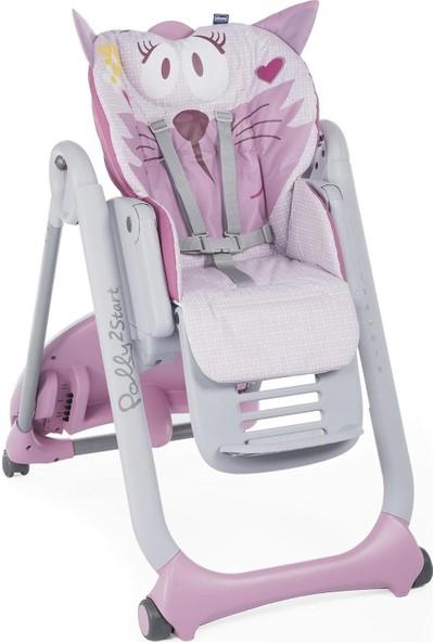Chicco Polly 2 Start Mama Sandalyesi / Miss Pink