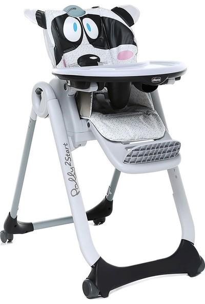 Chicco Polly 2 Start Mama Sandalyesi - Neşeli Panda
