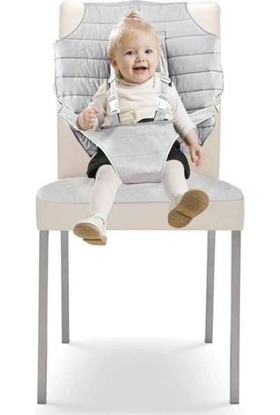 Babyjem Kumaş Mama Sandalyesi Aparatı