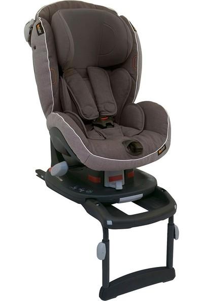 BeSafe iZi Comfort X3 9-18 kg İsofixli Oto Koltuğu Metallic Melange