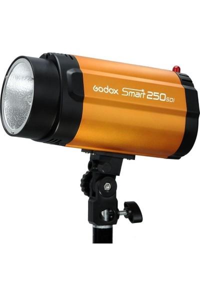 Godox Smart 250SDI 3'lü Paraflaş Kit