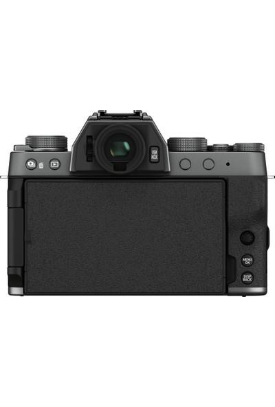 Fujifilm X-T200 Koyu Gümüş + Xc 15-45 Lens Kit