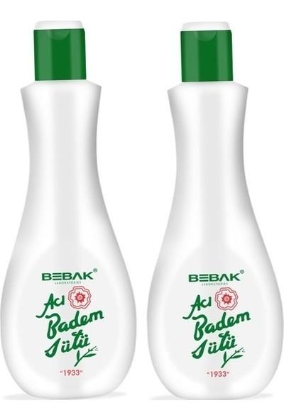 Bebak Acıbadem Süt Büyük 215 gr x 2 Adet