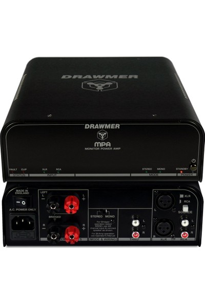 Drawmer Mpa-90 Power Amp / Güç Amplifikatörü