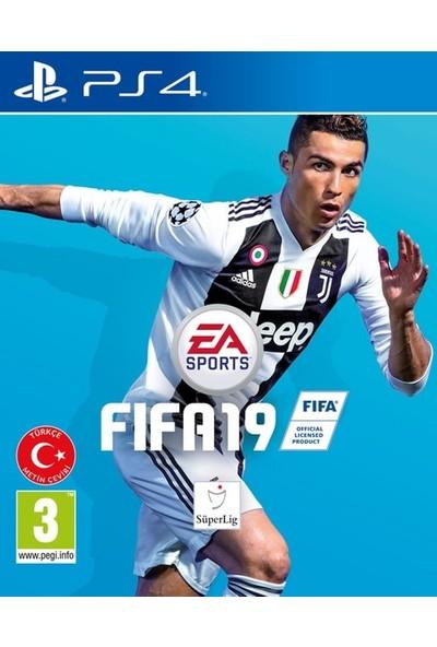 Fifa 19 Türkçe PS4 Oyun