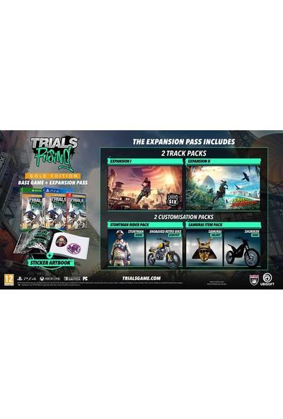 Trials Rising Gold Edition Nintendo Switch Oyun