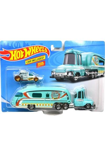 Hot Wheels Tooned Up Taşıyıcı Tır ve Araba Seti BDW51 - GKC23