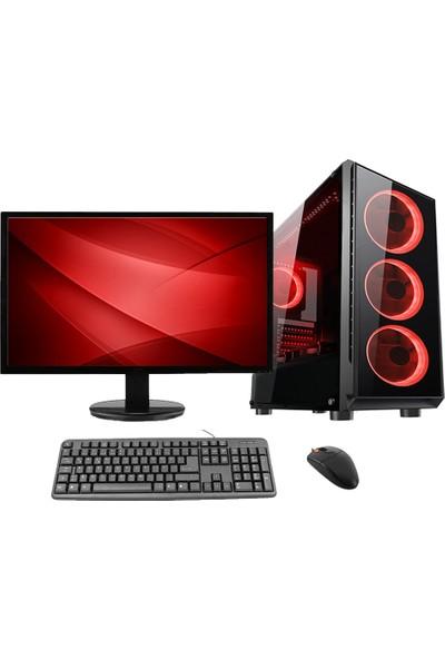 "Avantron AV309 Intel Core i7 870 8GB 1TB GTX1050Ti Freedos 21.5"" FHD Masaüstü Bilgisayar"