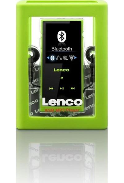 Lenco XEMIO-760 8GB Bluetooth MP3 Çalar Yeşil