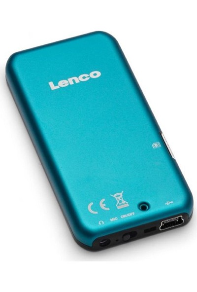 Lenco XEMIO-655 4GB MP4 Çalar Mavi