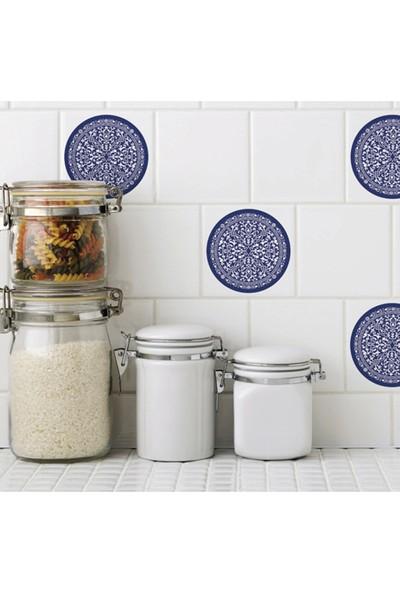 Probest Desing Mutfak ve Banyo Fayans Sticker - 12 Adet