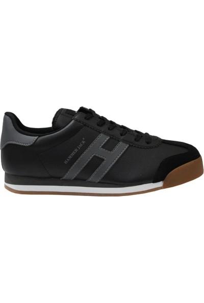 Hammer Jack 20014 Siyah Anatomik Erkek Spor Ayakkabı 43