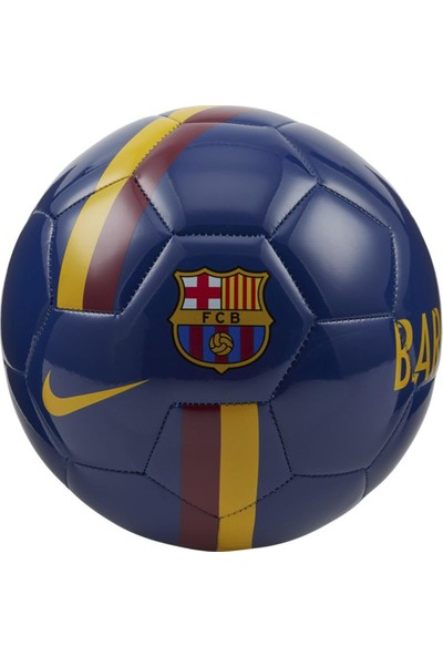 Nike Sc3779-455 Fc Barcelona Sports Futbol Antrenman Topu