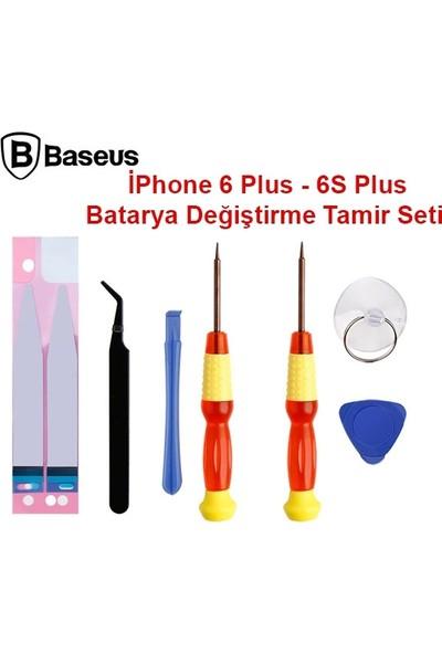 Ssmobil Baseus Ssmobil Iphone 6 Plus - 6s Plus Batarya Değiştirme Tamir Seti SS-İP6P
