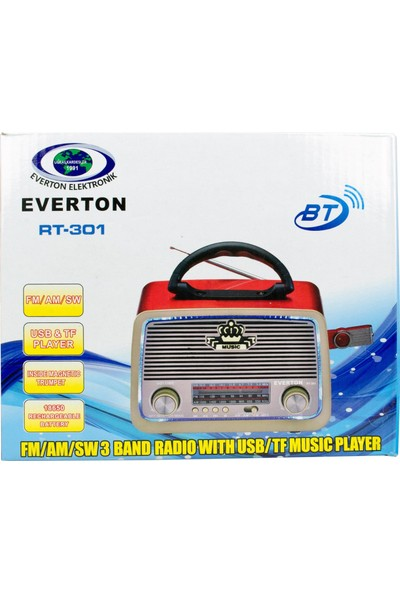 Everton RT-301 Radyo