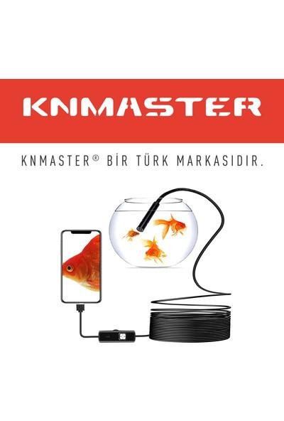 Knmaster Eco Serisi Endoskop Boroskop Yılan Kamera