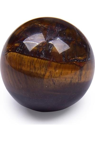 Endoles Kaplan Gözü Küre Ham Taş, Mineral 603202