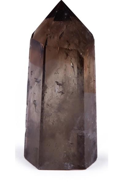 Endoles Dumanlı Kuvars Ham Taş Mineral 603193