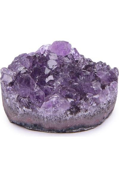 Endoles Ametist Druze Ham Taş, Mineral 603215