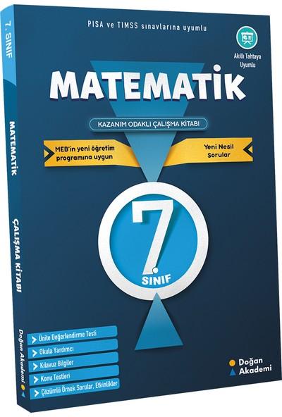 Doğan Akademi̇ 7. Sınıf Matematik Kazanım Odaklı Çalışma Kitabı