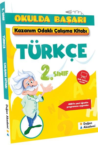 Doğan Akademi̇ 2. Sınıf Türkçe Kazanım Odaklı Çalışma Kitabı