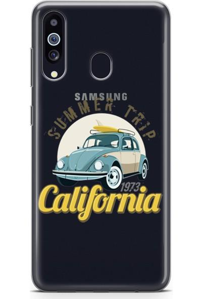 Pirigami Samsung Galaxy A20s Kılıf Arabalar Serisi Koruyucu Silikon