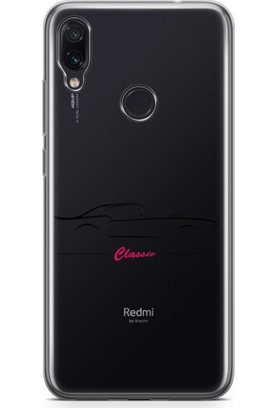 Pirigami Xiaomi Redmi Note 7 Pro Kılıf Arabalar Serisi Koruyucu Silikon