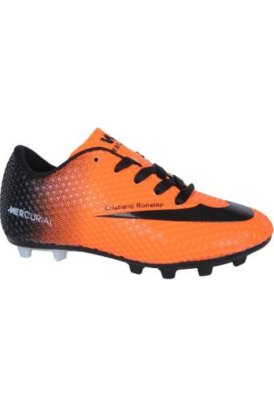 Walked 401 Krampon Çim Erkek Çocuk Futbol Spor Ayakkabı