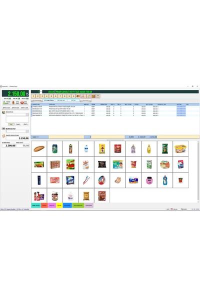 MakroCell Eko Barkod Sistemi Barkodlu Satış Programı
