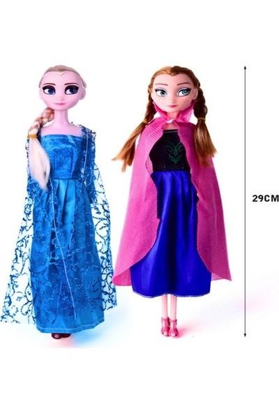 Disney Frozen Karlar Ülkesi Anna ve Elsa Bebek 30 cm