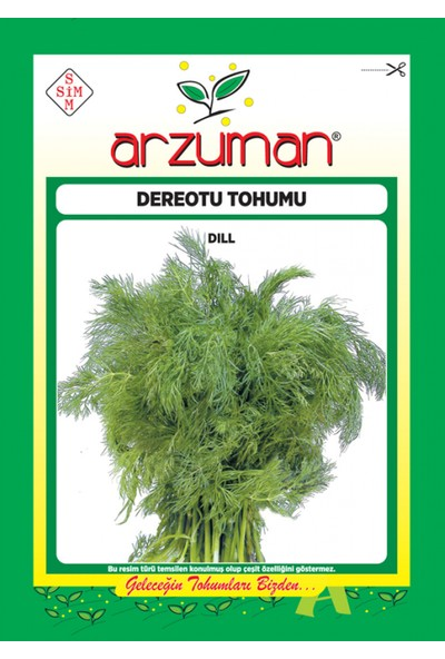 Yalova Fidan Market Dereotu Tohumu 25 gr