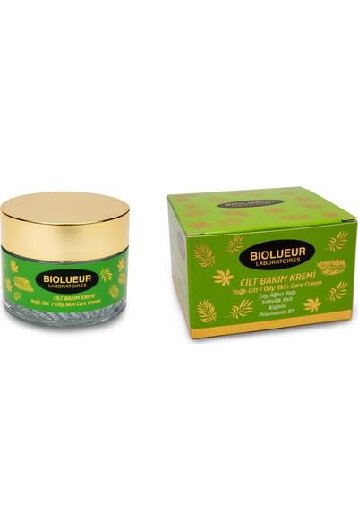 Biolueur Laboratoires Biolueur Cilt Bakım Kremi-Yağlı Ciltler/ Oily Skin Care Cream-50 ml