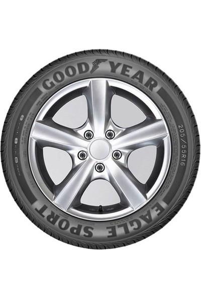 Goodyear 235/45 R18 98Y Eagle Sport TZ XL FP Oto Yaz Lastiği ( Üretim Yılı: 2021 )