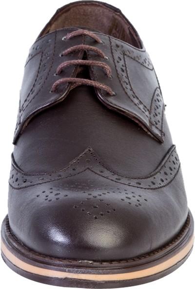 Kiğılı Erkek Bağcıklı Klasik Ayakkabı