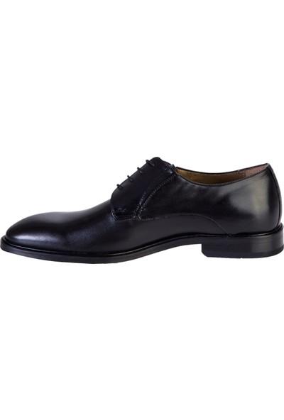 Kiğılı Erkek Bağcıklı Klasik Deri Ayakkabı
