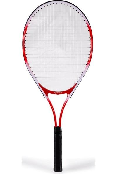 """Cosfer CSF678-K Çantalı Tenis Raketi 27 """""""