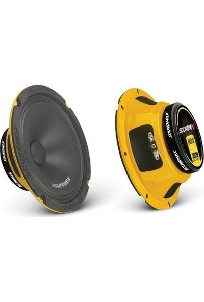 Soundmax Sx - M8VX Midrange Hoparlör Takımı 20 cm