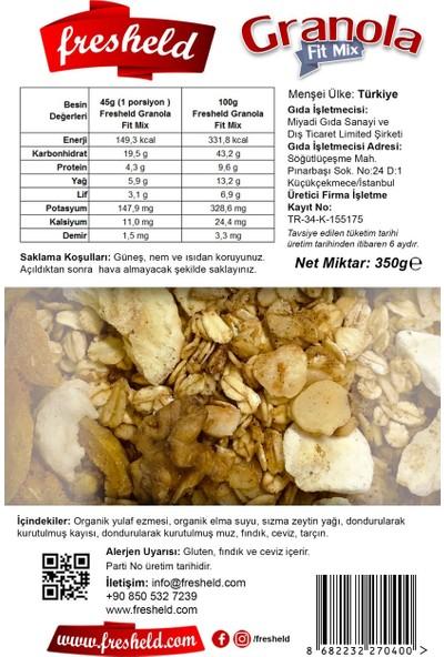 Fresheld Granola Fit Mix 350 gr