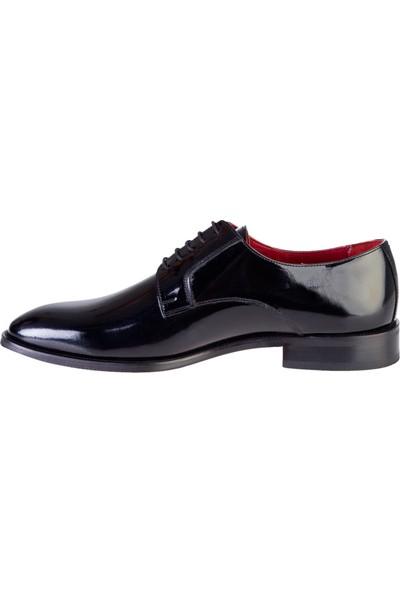 Kiğılı Erkek Klasik Bağcıklı Rugan Ayakkabı