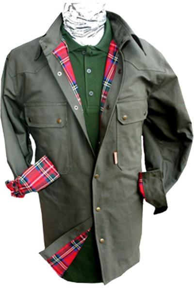 Horizon Av 201 Gömlek+Skoç Astarlı - Av Gömleği-02