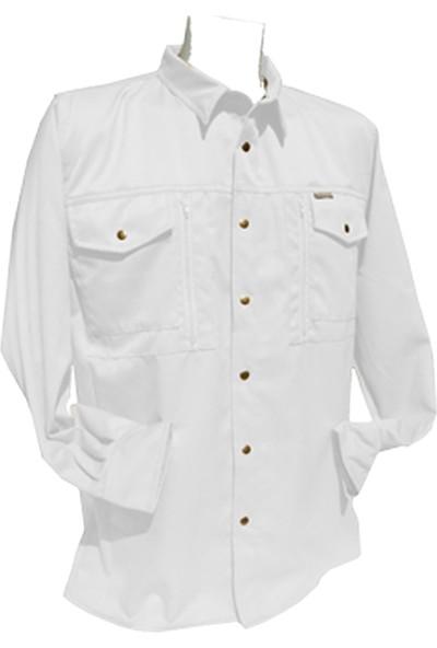 Horizon Av 210 Fermuar Cepli Kalın Gömlek - Av Gömleği-10