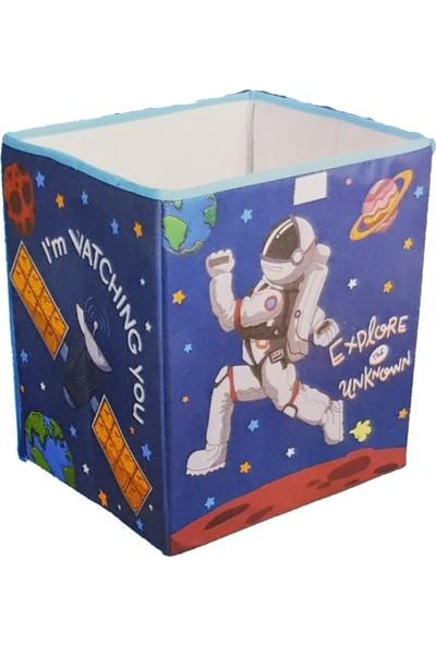 Gokidy Katlanabilen Galaksi Oyuncak Kutusu 33 x 38 x 40 cm