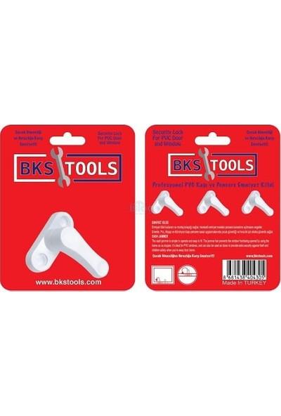 BKS Tools Pvc Kapı Pencere Çocuk Güvenlik Kilidi 2 Adet