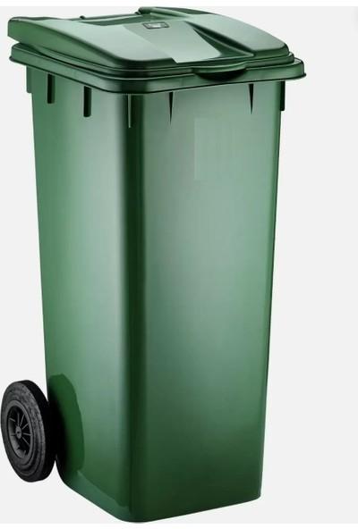 Prs Kalın Plastik Çöp Kovası 120 Lt