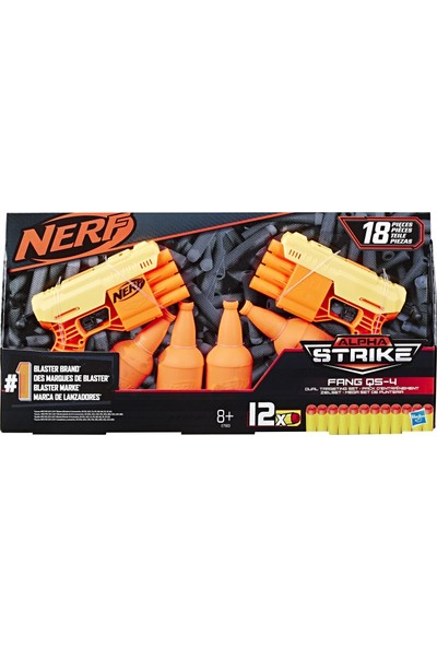 Nerf Alpha Strike Fang QS-4 İkili Hedef Seti