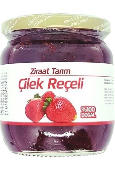 Ziraat Tarım Doğal Çilek Reçeli 450 gr