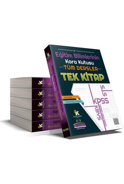 Informal Yayınları KPSS 2020 Eğitim Bilimlerinin Kara Kutusu Tüm Dersler Tek Kitap